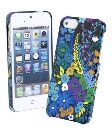 Another great find on #zulily! Midnight Blues Snap-On Case for iPhone 5/5s #zulilyfinds