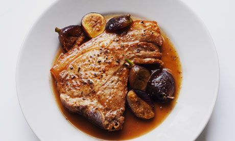 Roast pork fig recipes