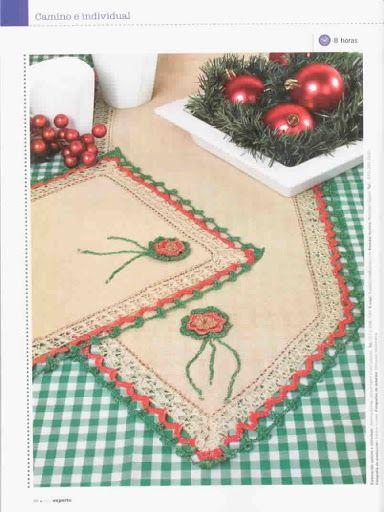 Rev Crochet Navidad - Aurora Barenco - Álbumes web de Picasa