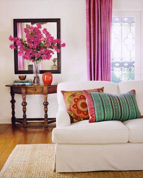 Design Darling Schuyler Samperton bohemian interior design ideas