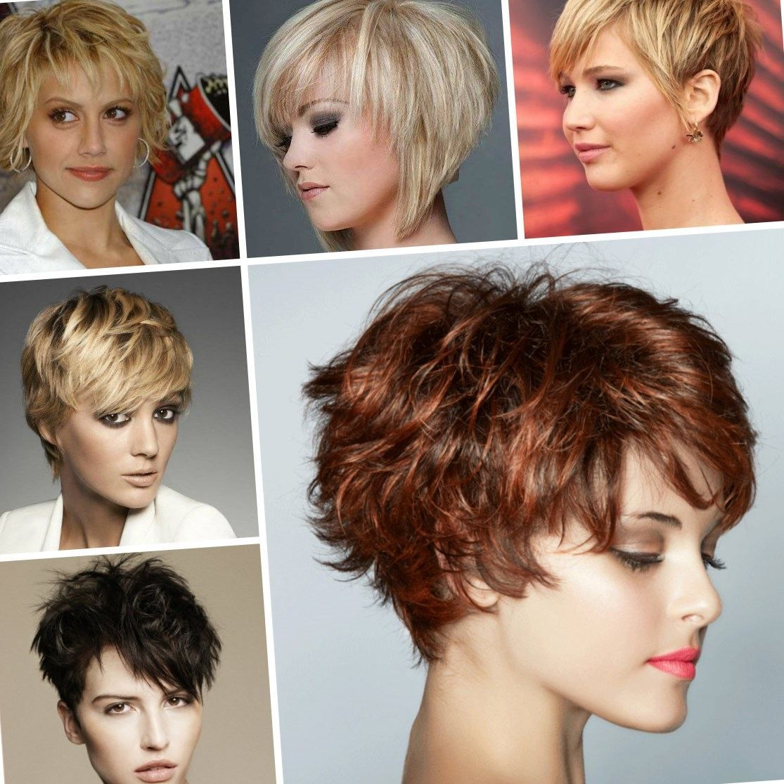 Hairstyles For Short Hair Mesmerizing 20 Short Sassy Haircuts Short Hairstyles 20172018 Most Short Hair