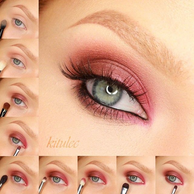 Fall Autumn Makeup Look Pictorial For You Guys And Video For This