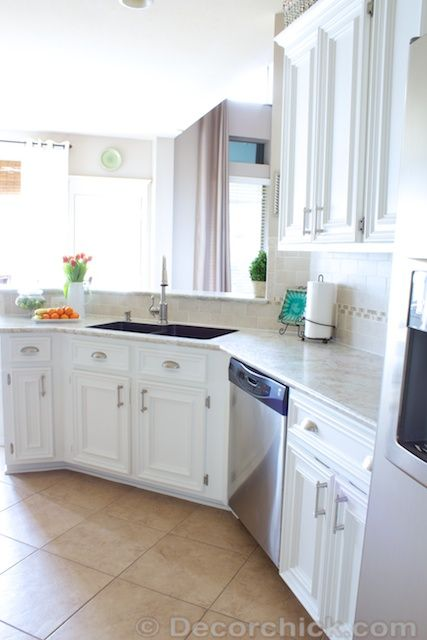 the moment you ve been waiting for our white kitchen makeover