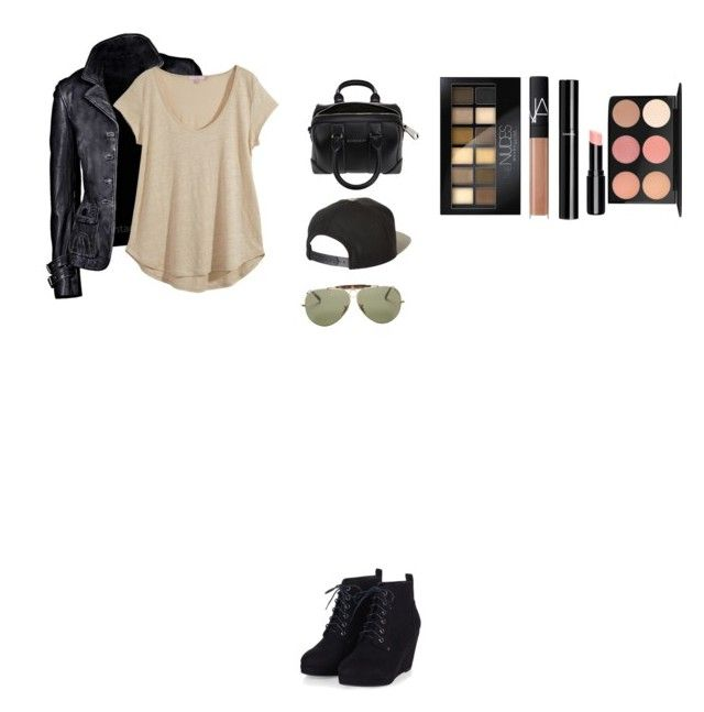 """H"" by gmaggates on Polyvore featuring interior, interiors, interior design, home, home decor, interior decorating, Maybelline, Chanel, MAC Cosmetics and Givenchy"