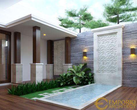 jasa arsitek malang desain rumah ibu pongky   desain rumah