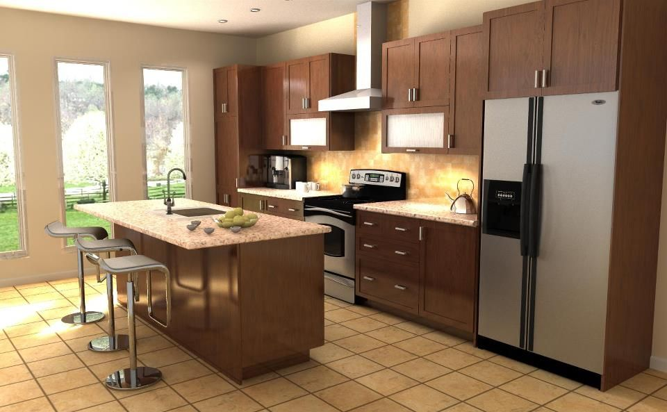 Pinmaria M On Decoremos  Pinterest Delectable Kitchen Design 3D Software Free Download Decorating Design