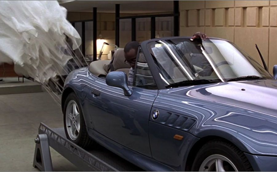 Bmw Z3 Goldeneye James Bond James Bond Cars Bmw Z3
