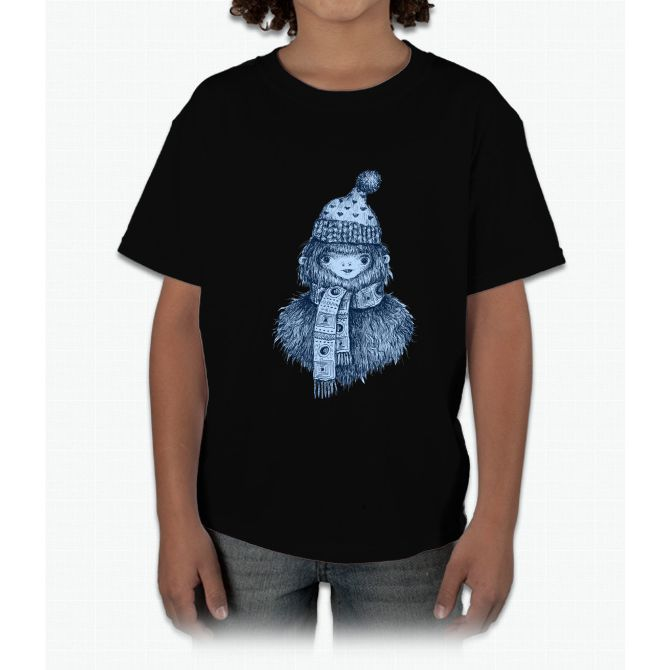 Holiday Squatch Young T-Shirt