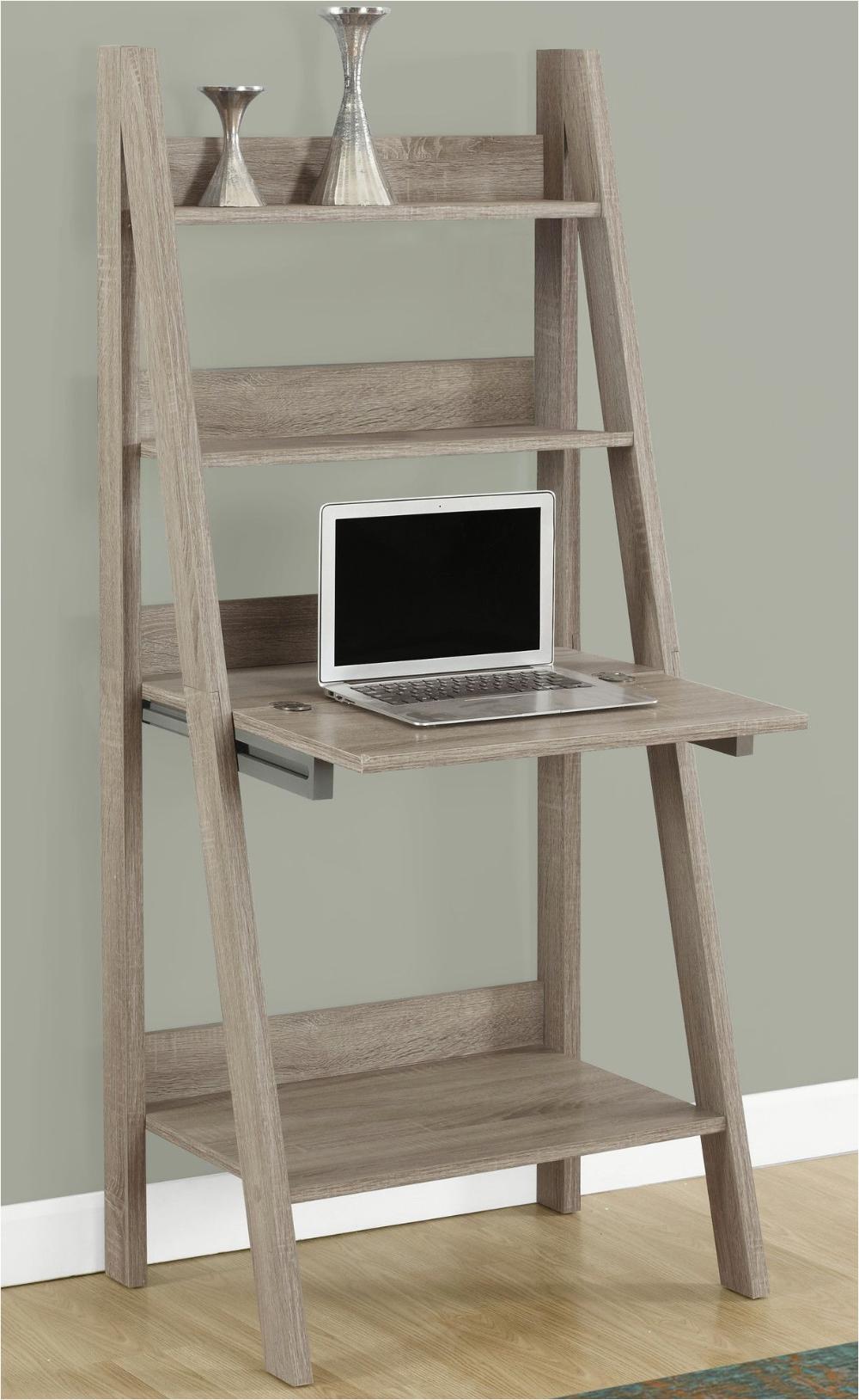 Diy Leaning Shelves Hinhnenvip Com Desks For Small Spaces Easy Home Decor Wood Ladder Shelf