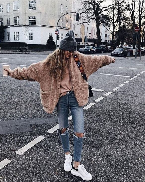 37 Cute Women Outfit Ideas with Cardigan 2019