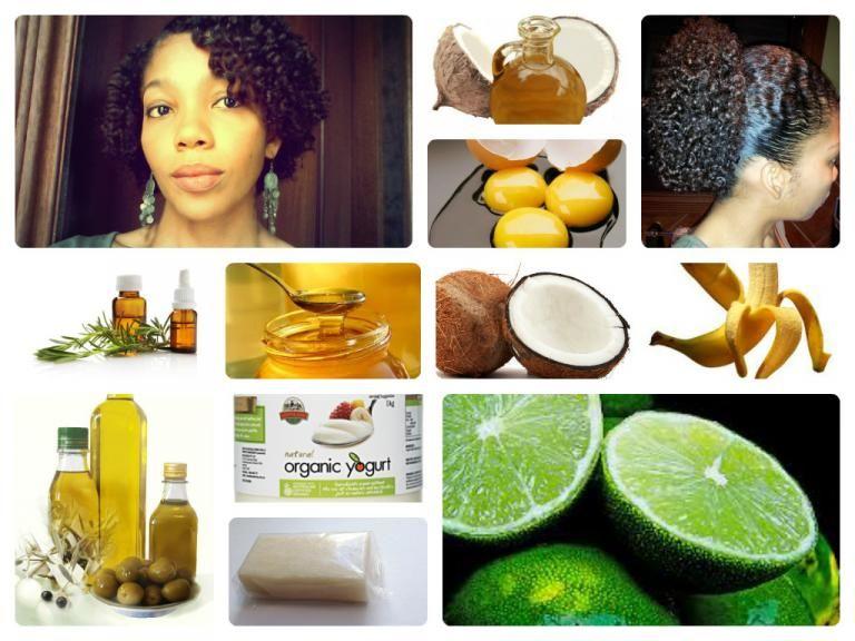 tratamiento natural para el cabello seco y con frizz