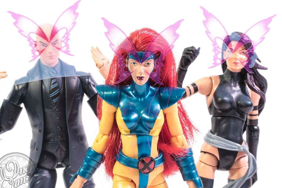 Butterfly Effect Action figures, Butterfly effect, Butterfly