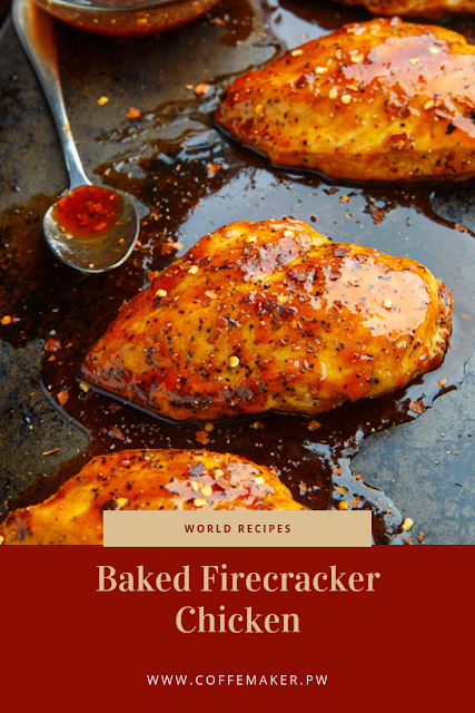 Baked Firecracker Chicken images