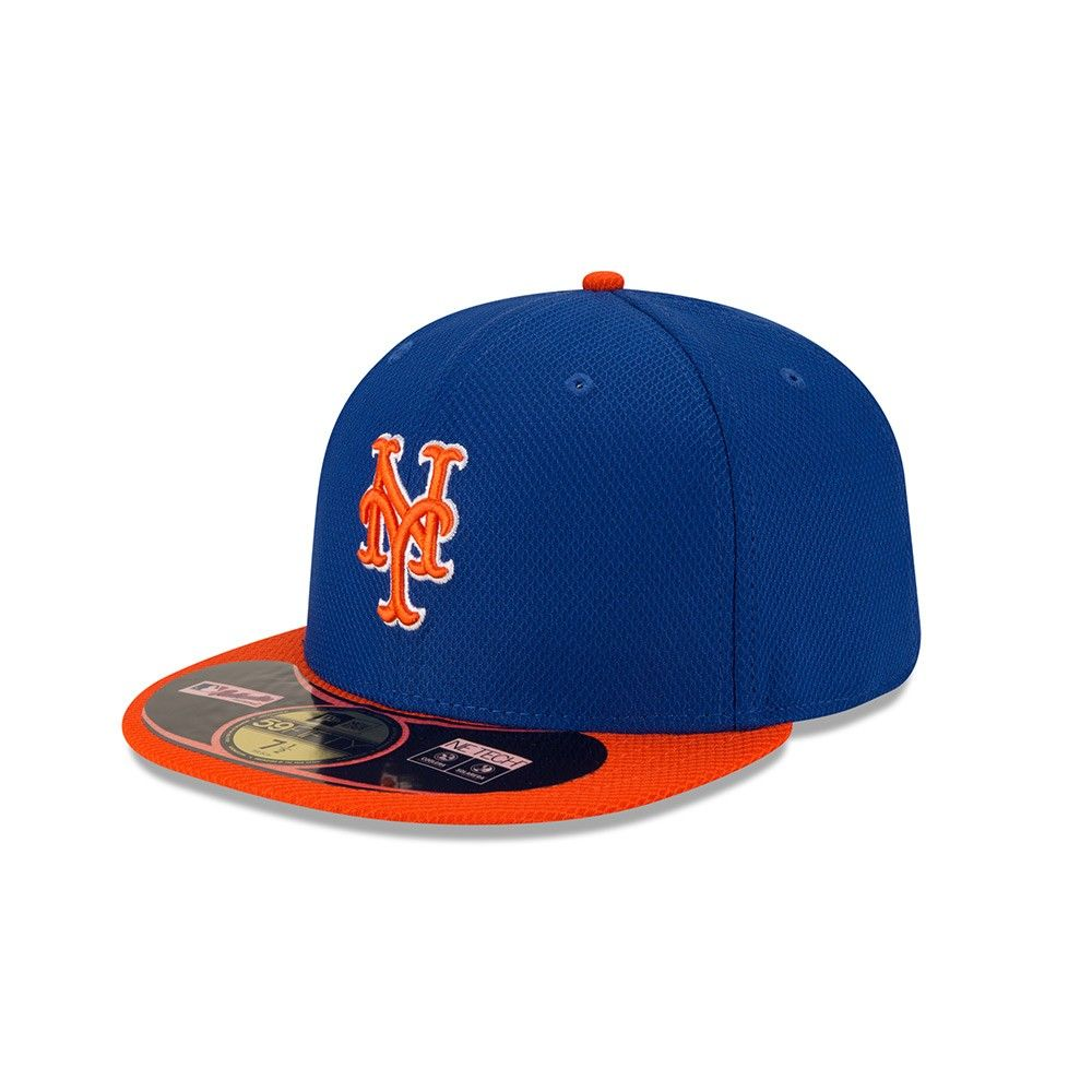 a402131e933 New York Mets New Era MLB Diamond Era 59Fifty Alternative Fitted Hat (Royal)