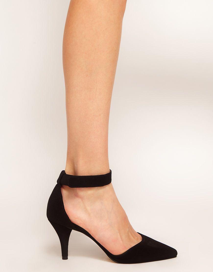 Heels Not Too Tall Heels Work Shoes Kitten Heel Shoes