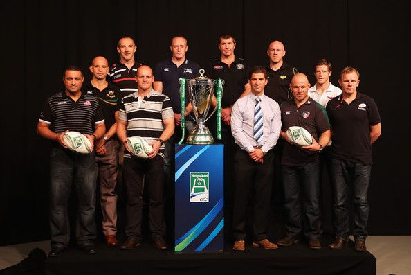 Heineken Cup Launch - London
