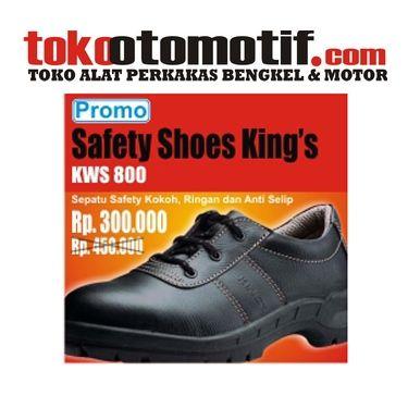 Promo Sepatu Safety King S Sepatu