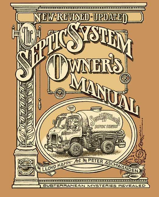 Need To Change Your Septic Tank And Waste Water Pipes Manual Guide