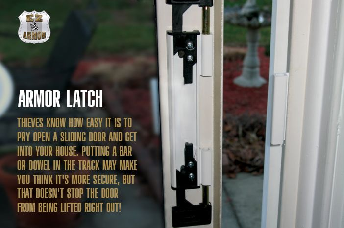 Armor Concepts Ultimate Door Security And Window Security Sliding