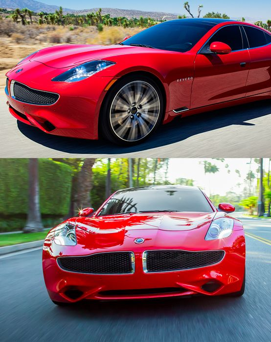The #Karma #Hybrid #Supercar Is Back as the New #Karma #Revero