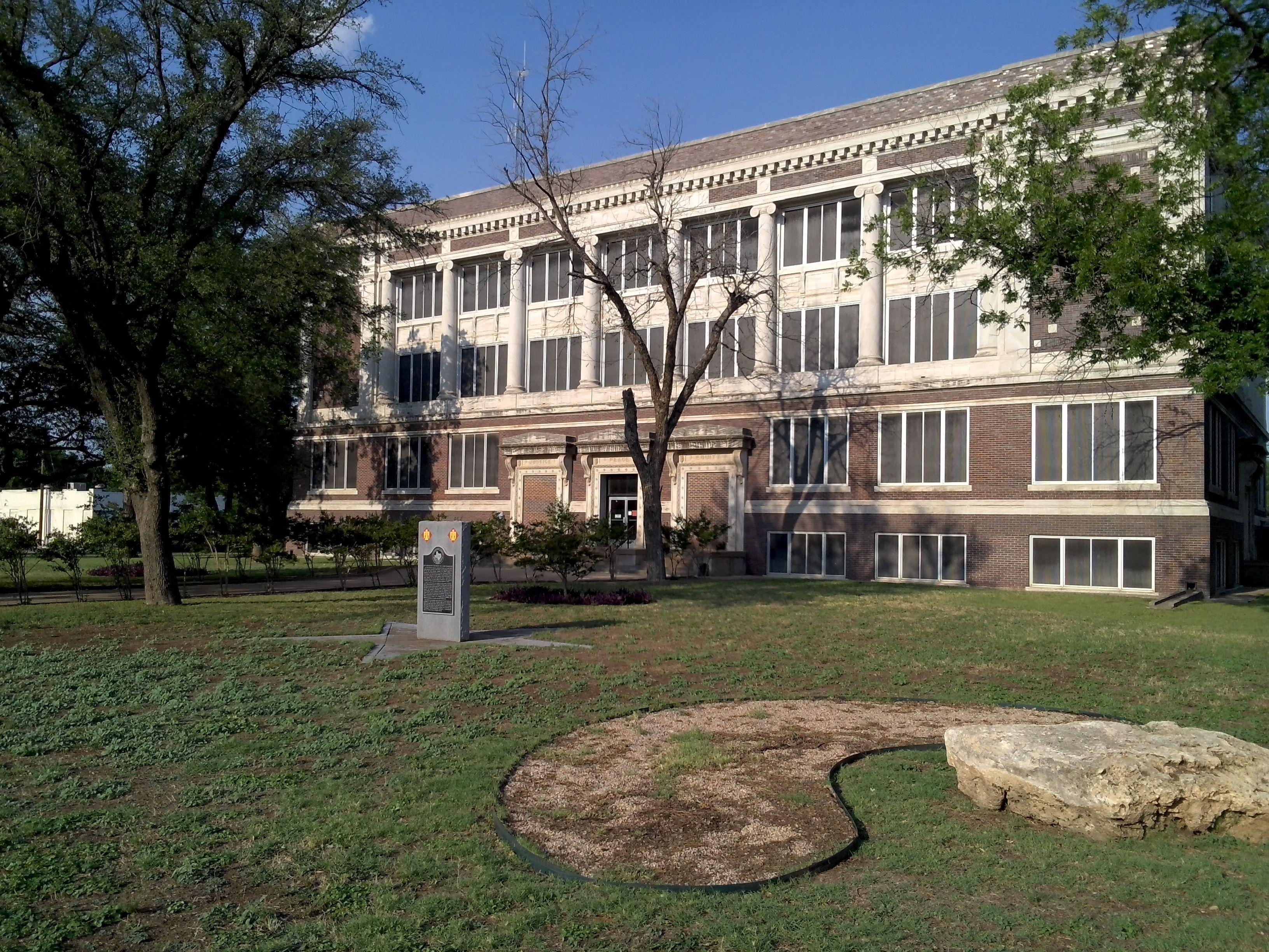 Building in Abilene Texas
