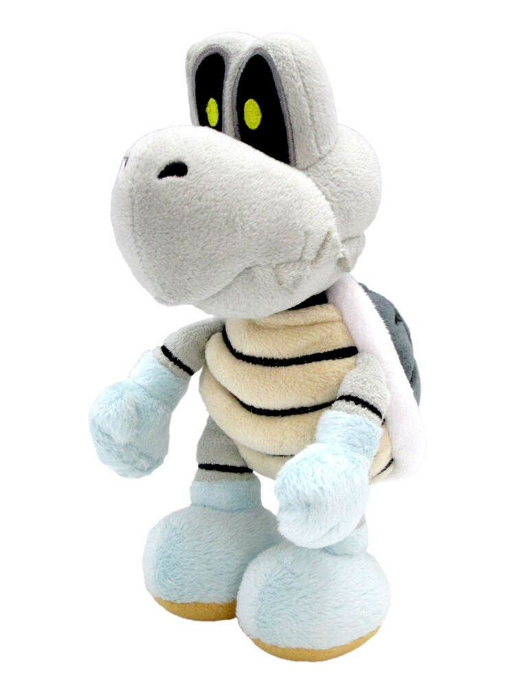 "Super Mario Bros Donkey Kong Plush 8/"" All Star Collection Little Buddy"