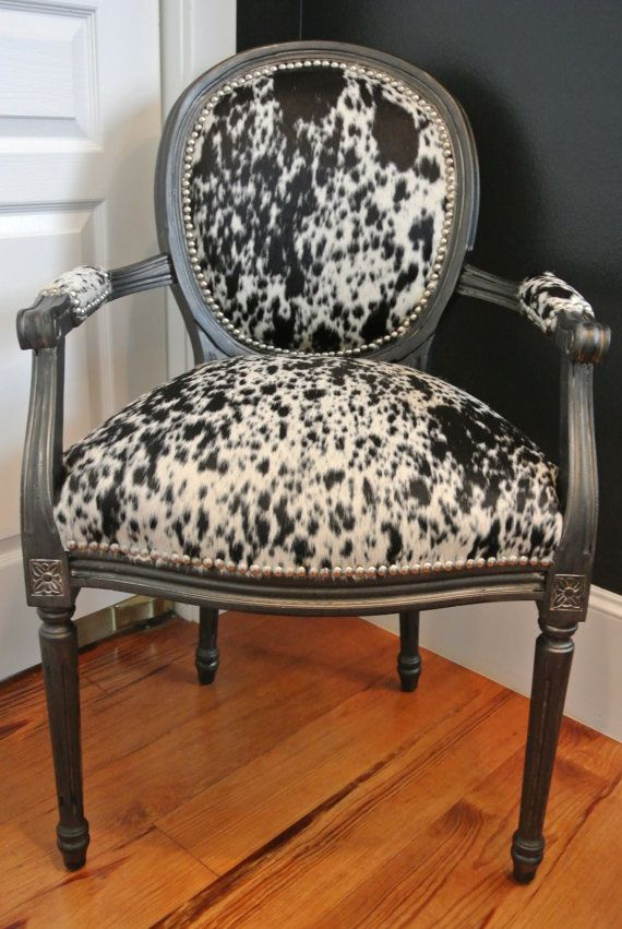 Made to Order French Chair by ChairWhimsy on Etsy, $500.00