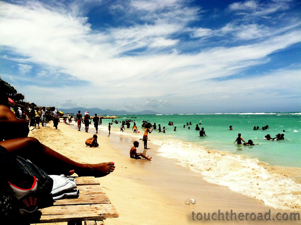 Hellshire Beach is great for fun or relaxation and the sea food is incredible.