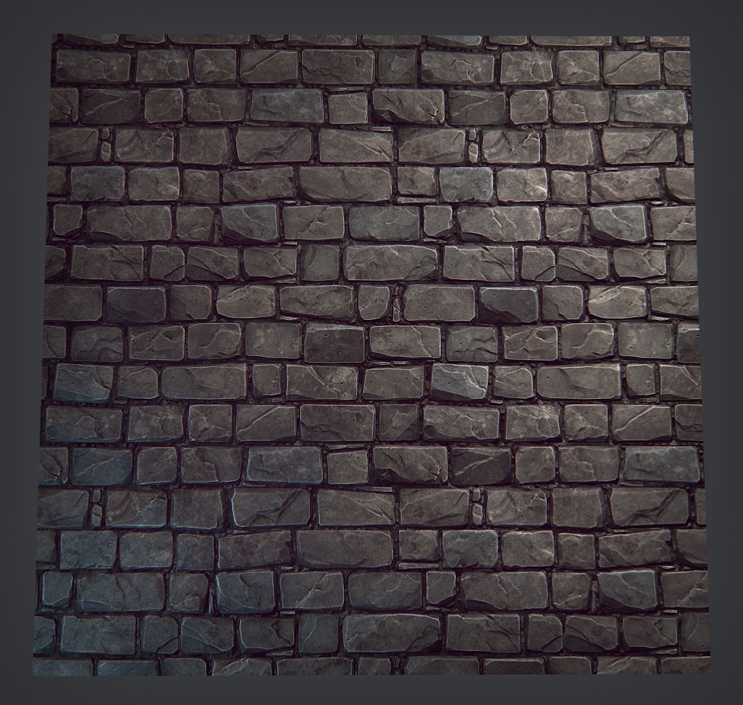 Textures (2012) Medieval Wall Brick Maps High Sculpt