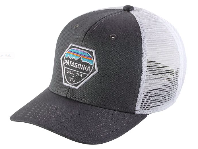 881ca4aa230 Clothing · Patagonia - Fitz Roy Hex - Trucker Hat