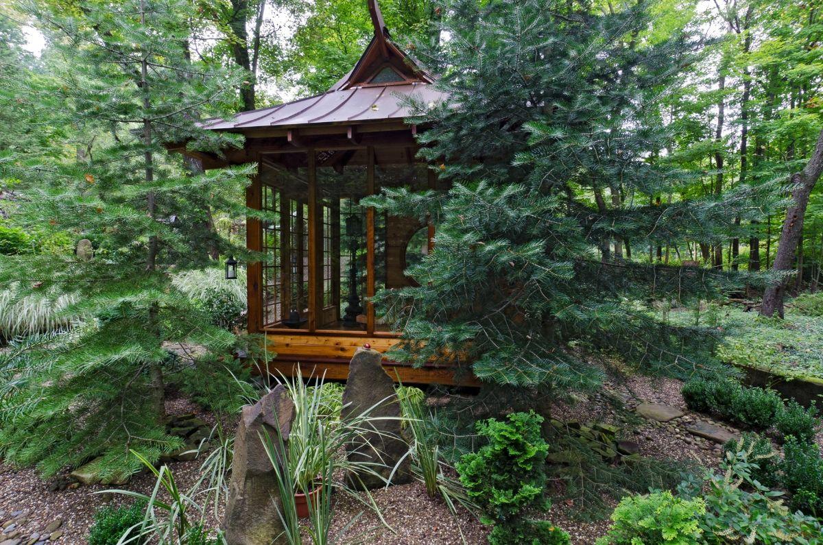 Home Ideas » Miniature Japanese Tea House Plans
