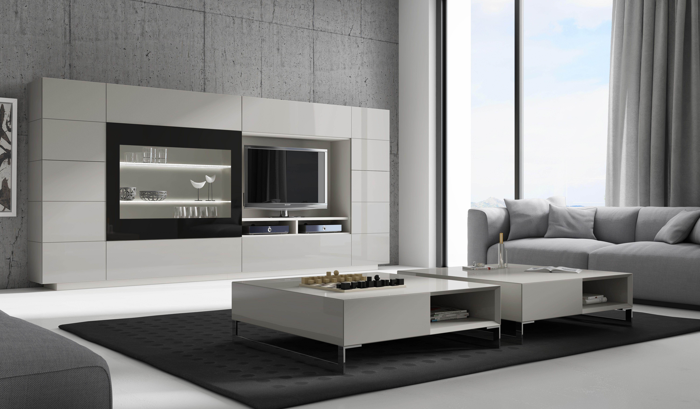 Livinguri Moderne Din Mdf Vopsit Comoda Televizor Tv Living La