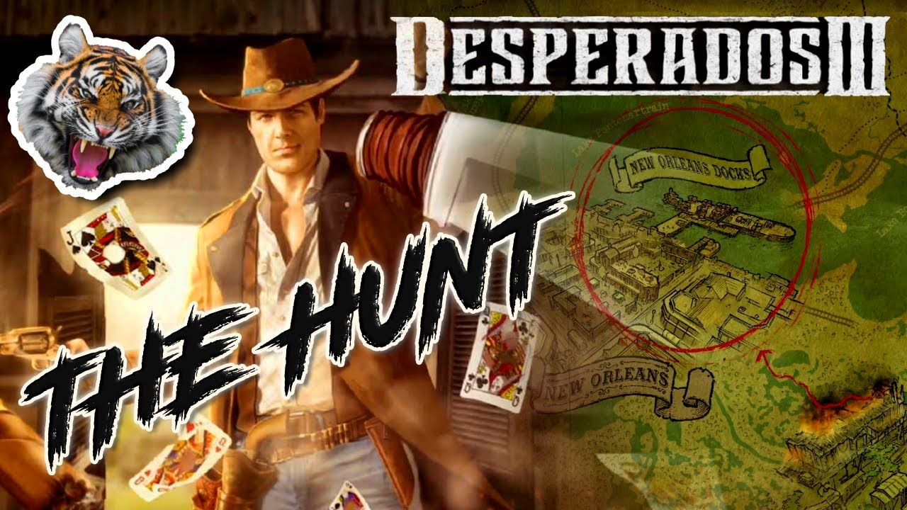 Desperados 3 Gameplay Walkthrough Pc New Orleans Docks Part 11 Missi In 2020 Gameplay Orleans New Orleans