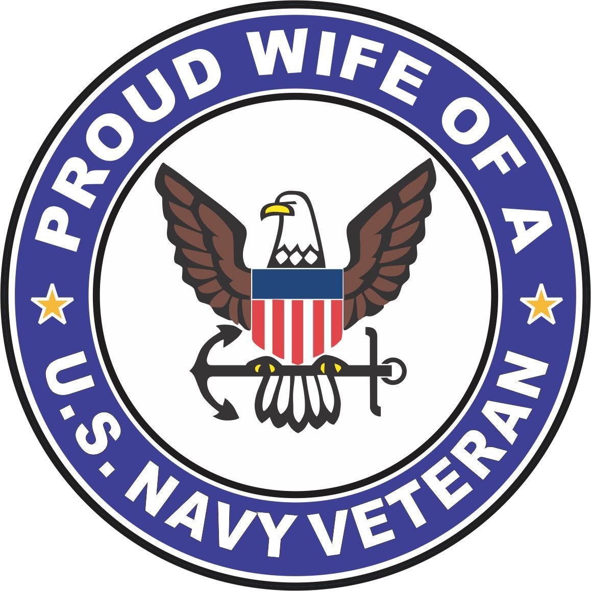 us navy veteran proud wife decal 3 gif my husband sam