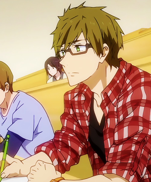 College Makoto. That's what I need in life. XP (I hope I