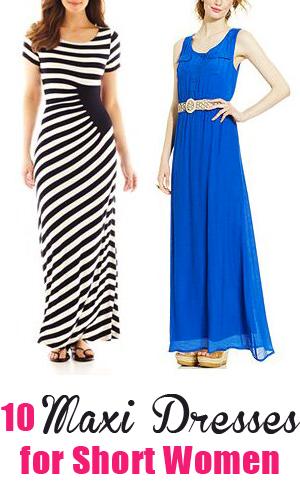 10 Maxi Dresses for Short & Petite Women – 2014 | Coupon Karma ...