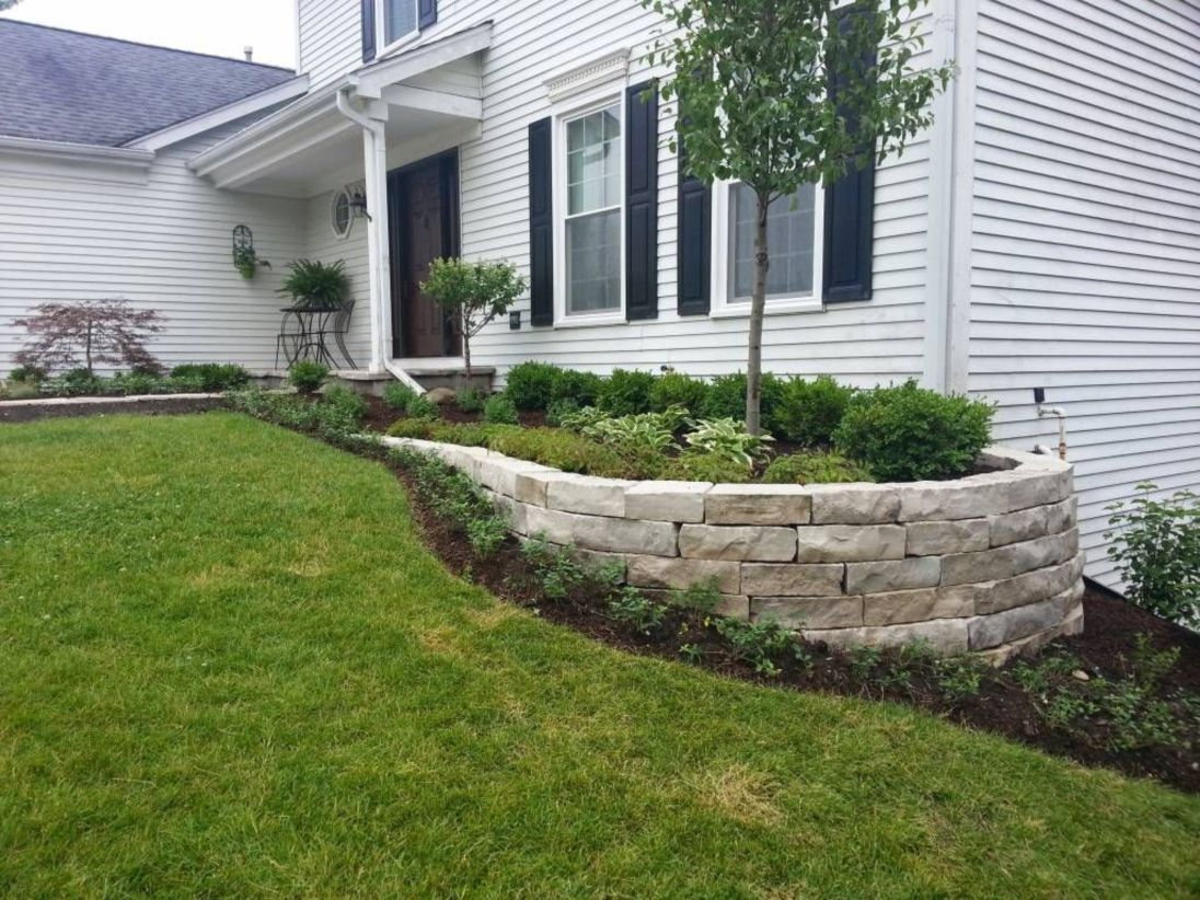 41 Fresh And Beautiful Front Yard Landscaping Ideas #frontyardlandscapedesign