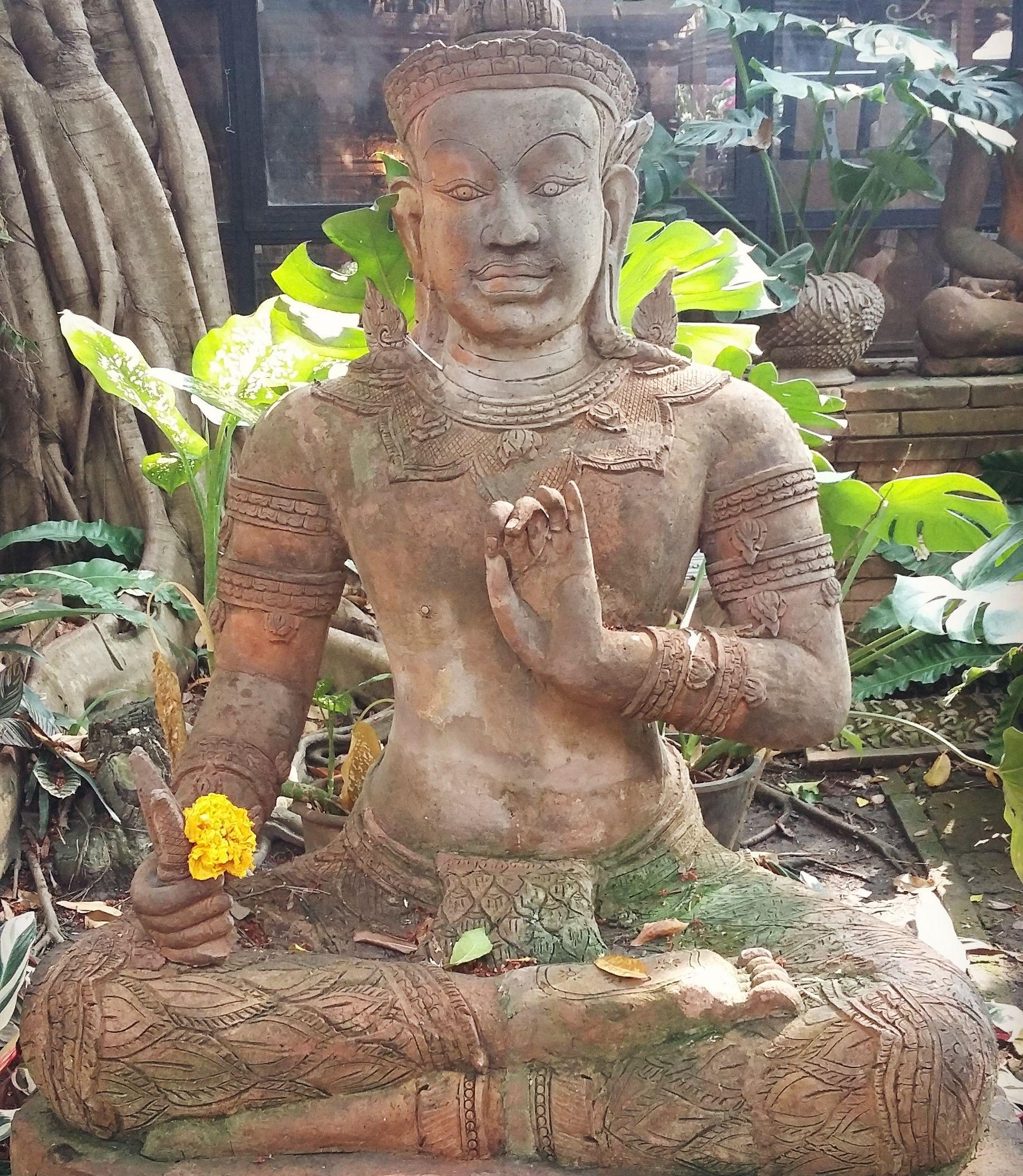 Jardin Terracota - Chiang Mai - Tailandia