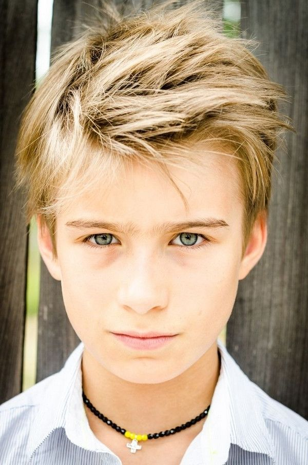 42 Trendy And Cute Boys Hairstyles For 2016 Hairstyles For Mens Boys