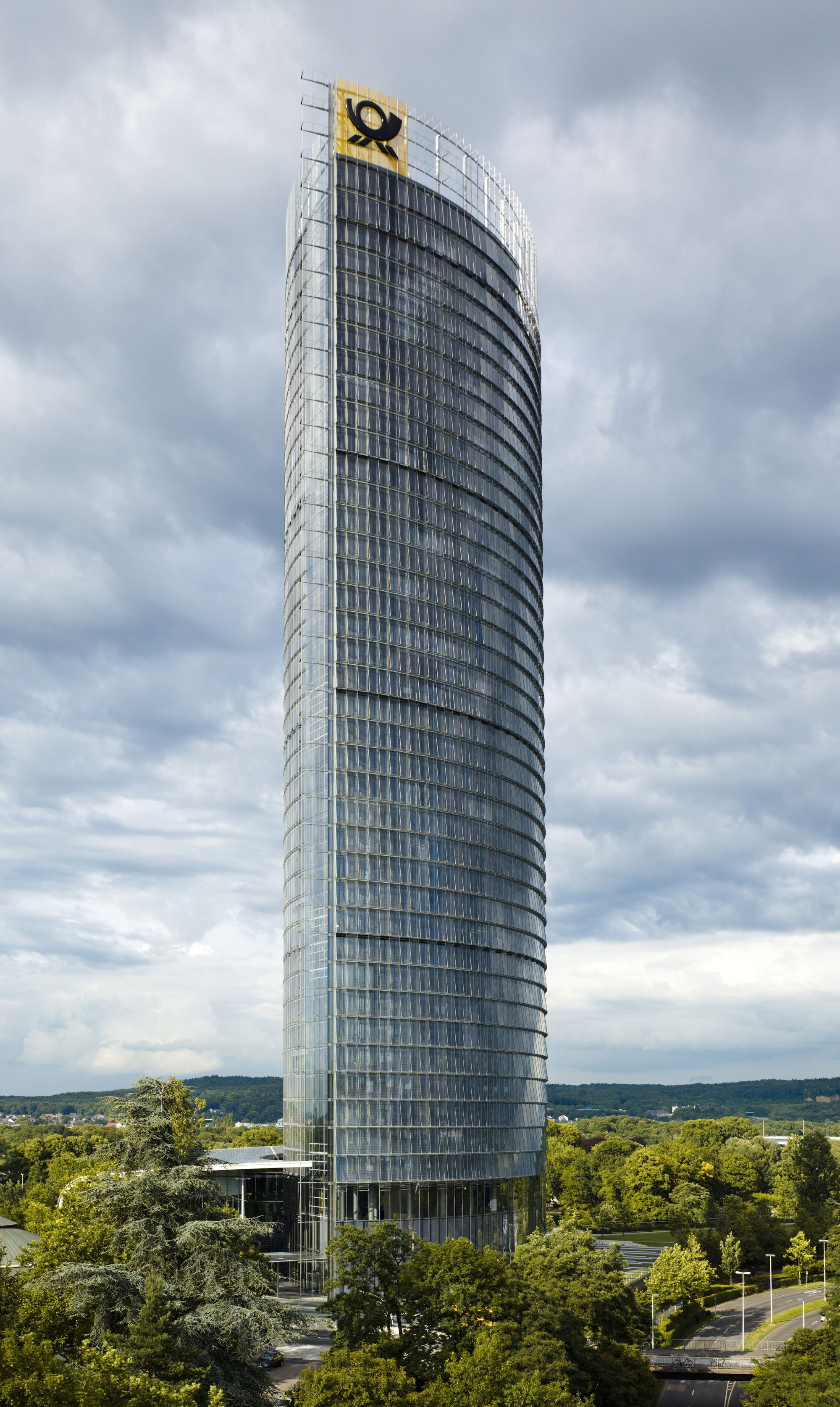 Deutsche Post Towers Wins CTBUH 10 Year Award Tower