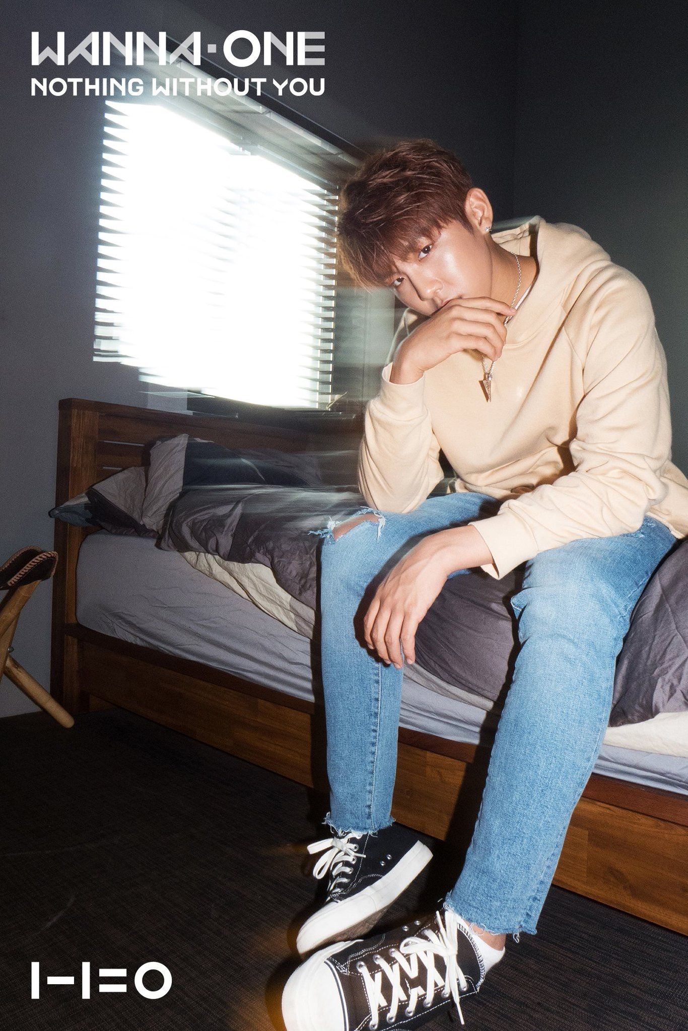 Wanna One Ll 1 1 0 Ll Second Album Photo Ll Woojin With Images