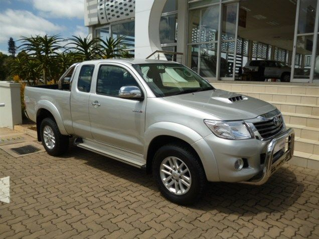 Outdo Your Competitors 2013 Toyota Hilux Facelift Ii 3 0 D 4d