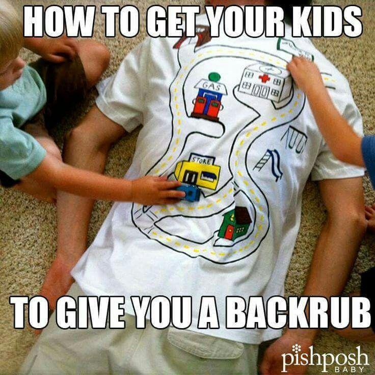 Fun father's day shirt idea!