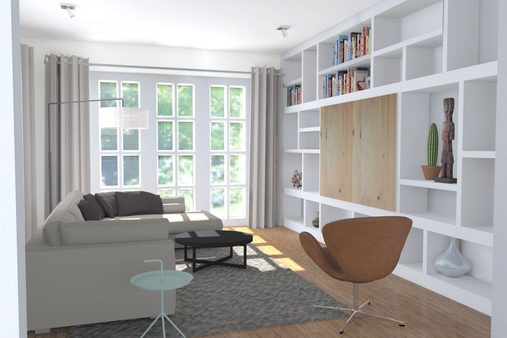 interieurontwerp en styling jaren 30 woning teteringen (breda, Deco ideeën