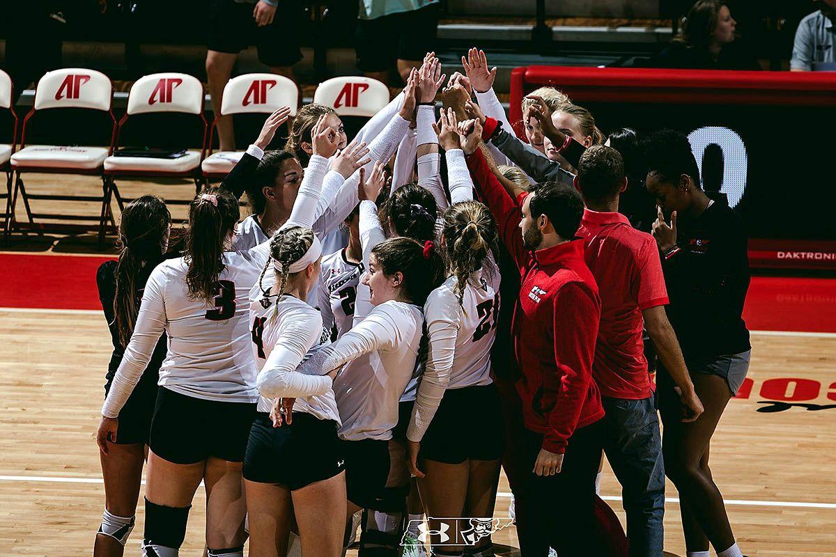 Austin Peay State University Volleyball Falls In Four Sets To Rice Austin Peay State University State University University