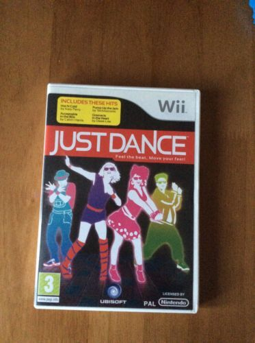 Wii just dance,  View more on the LINK: http://www.zeppy.io/product/gb/2/272131778396/