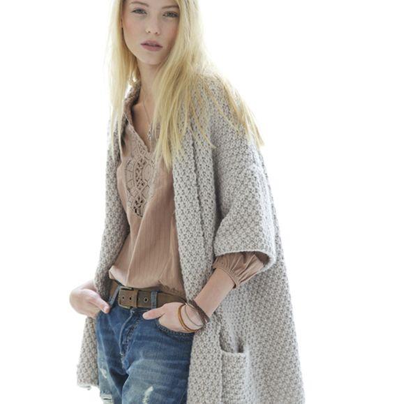 Modele gratuit veste femme phildar