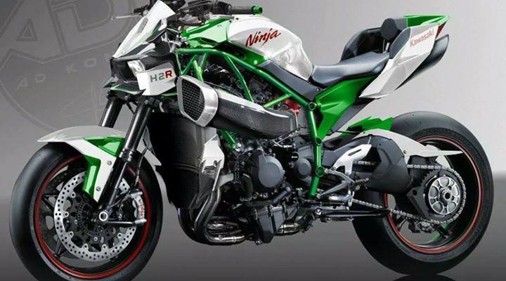 2015 Ninja H2 Hermann Bikes Ltd On Fb Kawasaki Bikes Custom