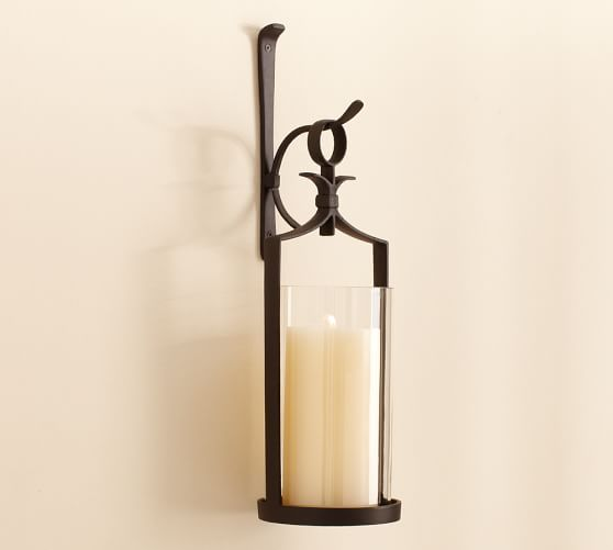 Artisanal Wall Mount Candle Holder Wall Candle Holders Wall