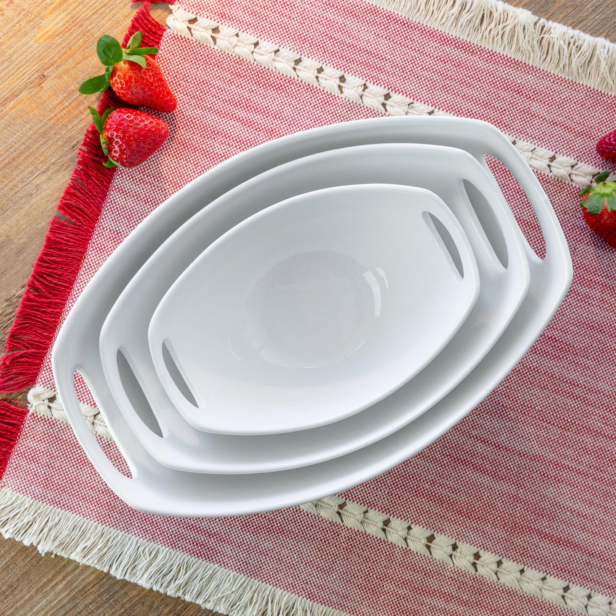 Better Homes & Gardens Porcelain Coupe Serve Bowls